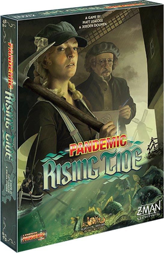 Afbeelding van het spel Pandemic Rising Tide ENG Collector's Edition