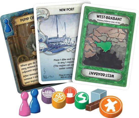 Thumbnail van een extra afbeelding van het spel Pandemic Rising Tide ENG Collector's Edition
