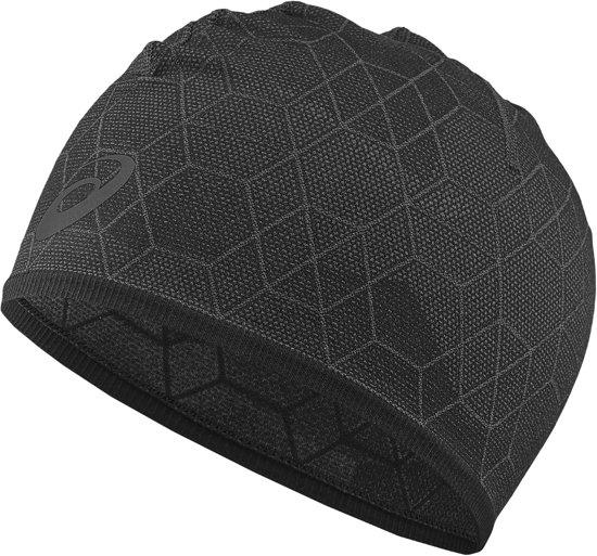 Asics Graphic Muts - Unisex - zwart