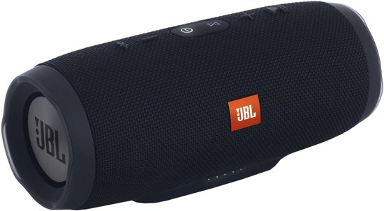 JBL Charge 3 - Bluetooth Speaker - Stealth