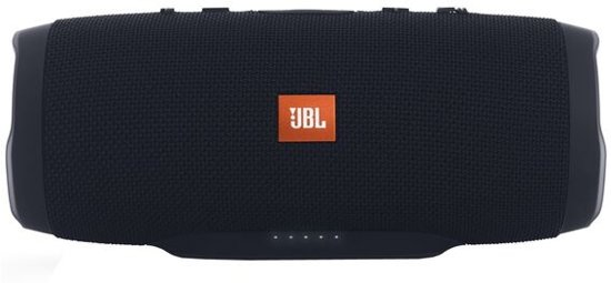 JBL Charge 3 Stealth - Bluetooth Speaker - JBL