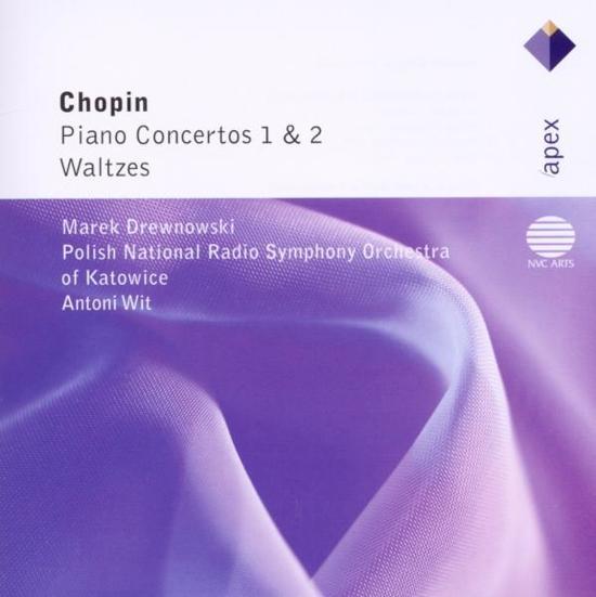 Chopin: Piano Concertos 1 & 2 Waltzes