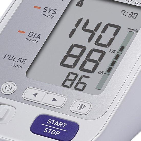 Omron M3 Comfort - Bloeddrukmeter