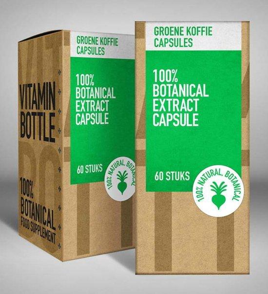 groene koffie extract tabletten