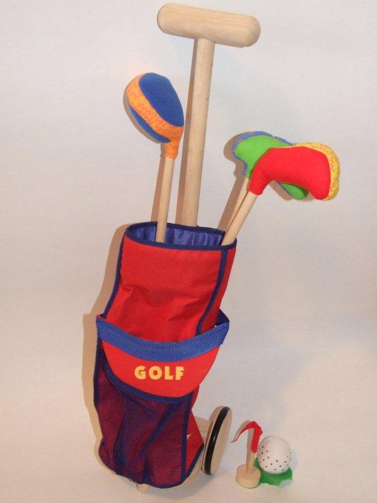 Afbeelding van het spel golfset kinderen