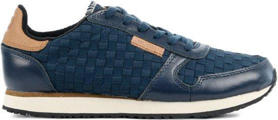 | Woden Vrouwen Sneakers Ydun (wl008) Blauw