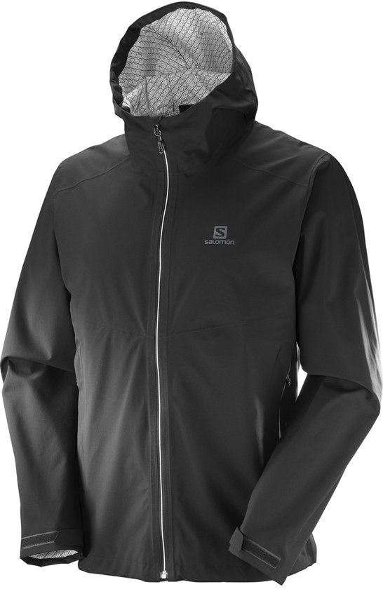 Cote I 5 Xl Zwart Flex Salomon 2 Heren Outdoorjacket La qEw0CPF