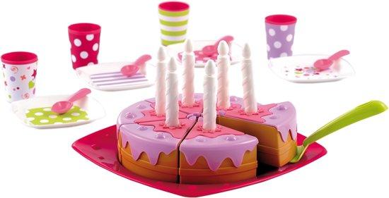 Ecoiffier Bubble Cook verjaardagstaart