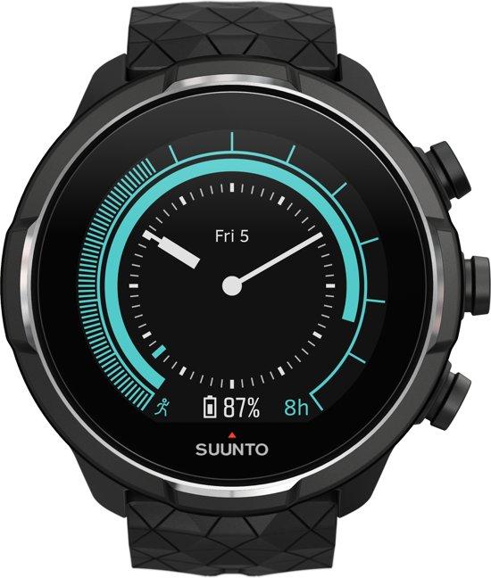 Suunto 9 G1 Baro - Multisporthorloge - GPS - Titanium Black