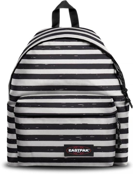 b6521524b46 bol.com | Eastpak Padded Pak'R Rugzak - Stripe-It Black