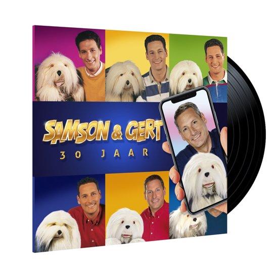 30 Jaar Samson & Gert (Vinyl)