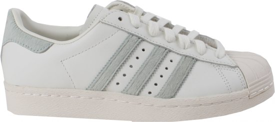 bol.com | Adidas Superstar 80s Sneakers Dames Wit Maat 41 1/3