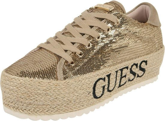 Guess sneakers laag marilyn Stone Grey 40