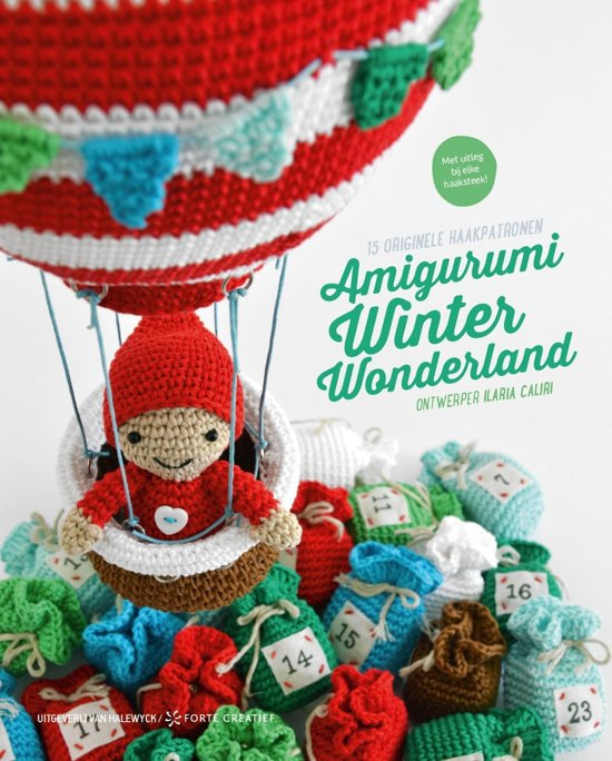 Bolcom Amigurumi Winter Wonderland Ebook Ilaria Caliri