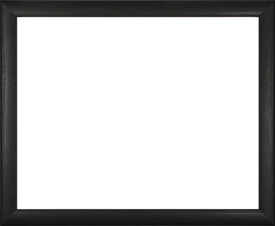 Homedecoration Colorado – Fotolijst – Fotomaat – 29 x 62 cm – Zwart houtnerf