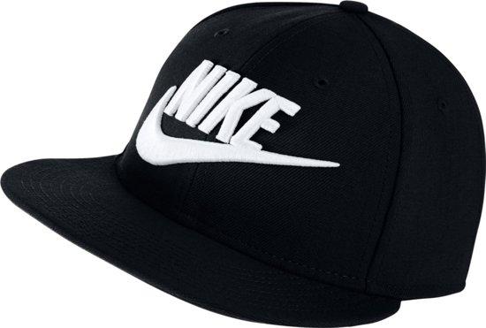 Nike Futura Classic Cap Cap Unisex - Black/Black/Black/(White)