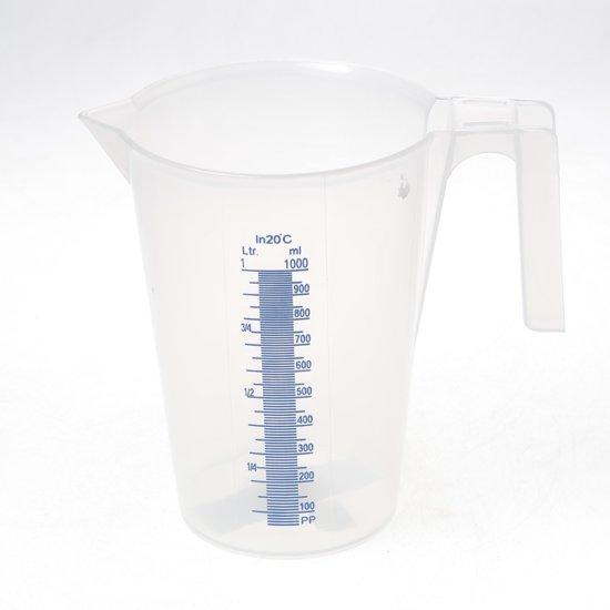Pressol Maatbeker met maatindex 1 liter type 07062
