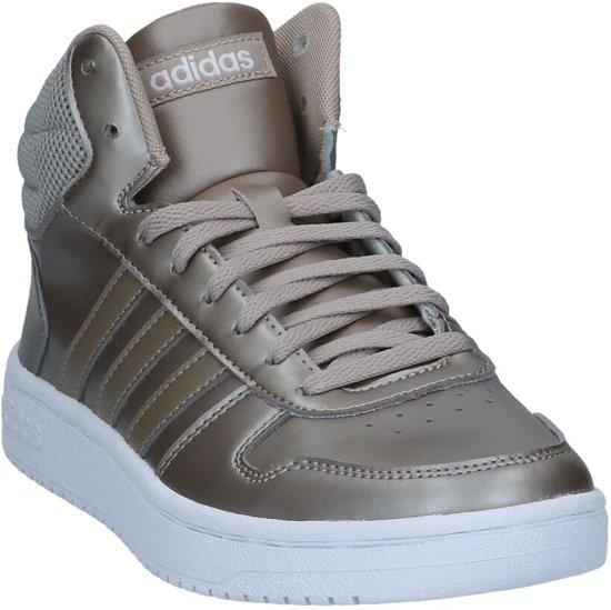 Bronzen Mid 0 Adidas 2 Hoops Sneakers Ic1Ixrn