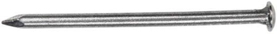 4tecx Spijker Roestvaststalen nagels  bolkop 55 x 2.7 mm [1 kg]