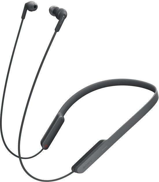 Sony MDR-XB70BT - Draadloze in-ear oordopjes - Zwart