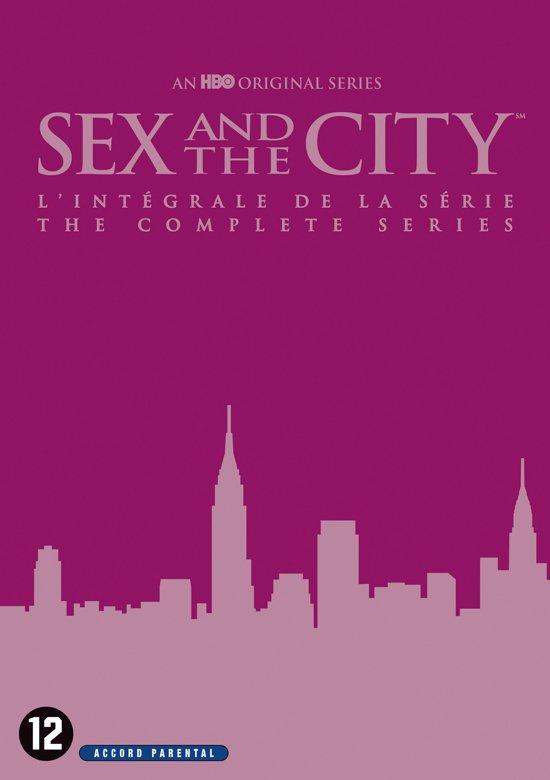 Sex and the City - Complete TV-serie (Seizoen 1 t/m 6)