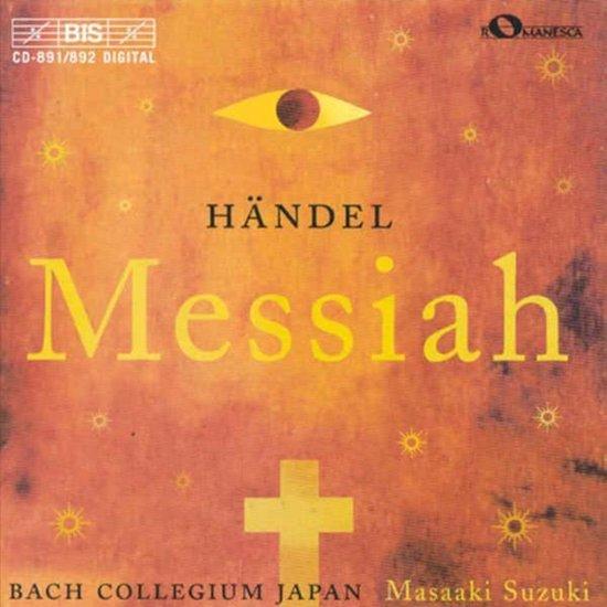 G. F. Handel: Messiah / Bach Collegium Japan, Suzuki kopen