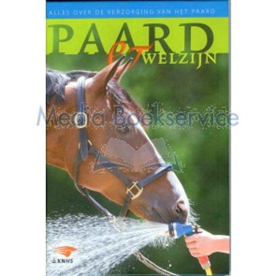Boek cover Paard en Welzijn van A. Teunen (Hardcover)