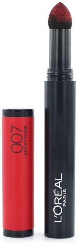 L'Oréal Paris Infaillible Matte Max Lippenstift - 007 Say My Name Rood