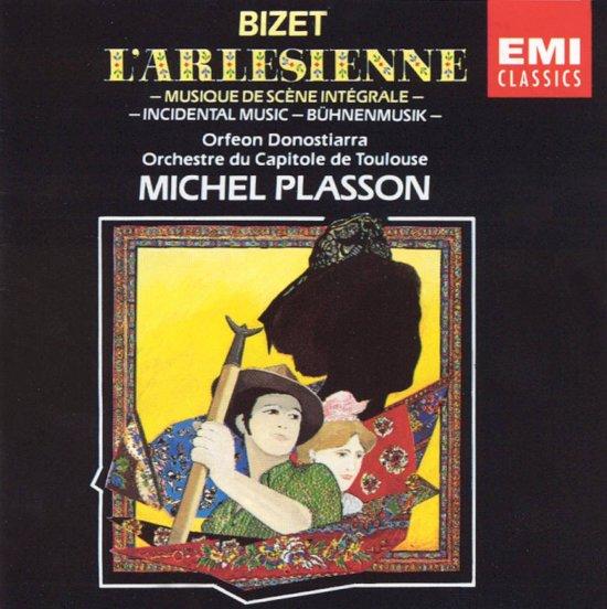 Bizet: L'Arlesienne Complete Incidental Music / Plasson