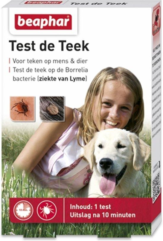 Beaphar Test de Teek - 1 Stuk