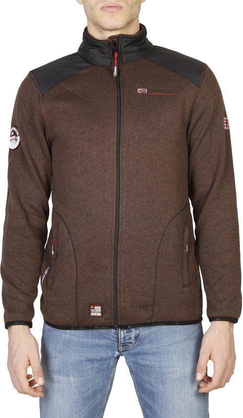 Geographical Norway - Tuteur_man - brown / L