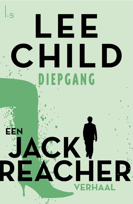 Boekomslag voor Jack Reacher 7 - Diepgang