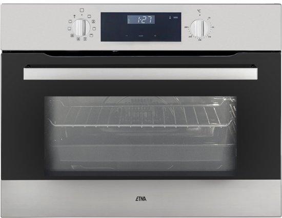 ETNA OM948RVS - Kubieklijn - Inbouw Oven