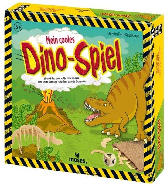 Mein cooles Dino-Spiel