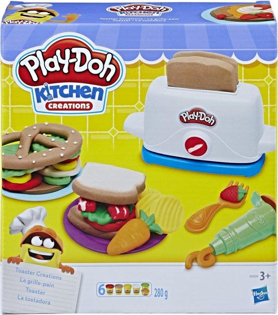 Play-Doh Toaster - Klei Speelset
