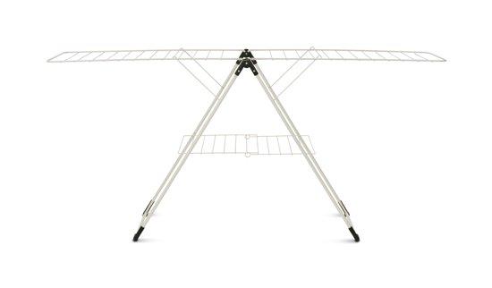 Brabantia Droogrek T-model - 20 m - Ivory