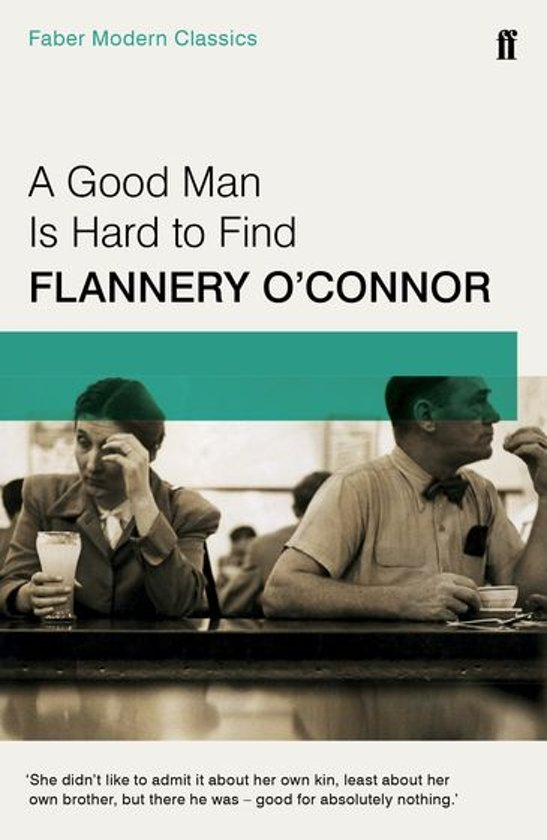 a review of the short story a good man is hard to find by flannery oconnor In a good man is hard to find by flannery o'connor we have the theme of fear, appearance, nostalgia, selfishness and grace taken from her collection of the same name the story is narrated in the third person by an unnamed narrator and very early on in the story the reader realises that o'connor is delving into one.