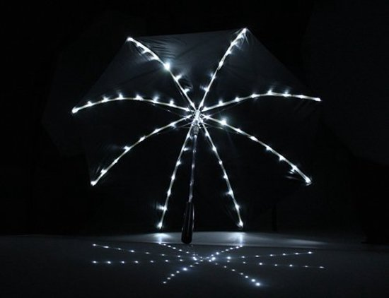bol.com | United Entertainment - LED Paraplu - Met 64 LEDs