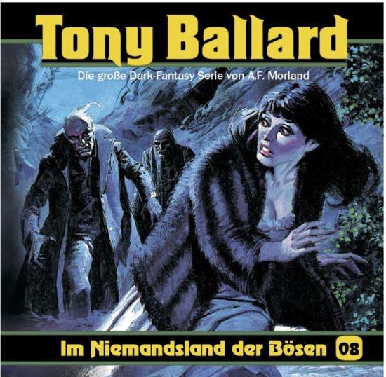 Tony Ballard 8: Im Niemandsland der Bosen