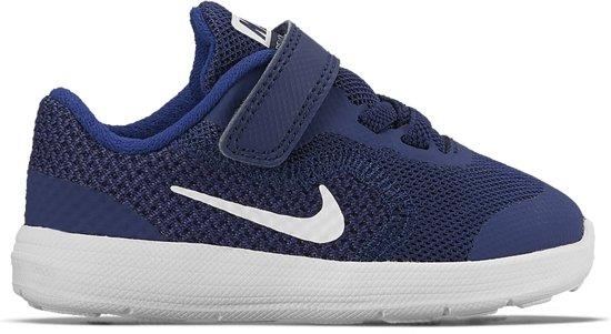 Kinderschoenen 27.Bol Com Nike Revolution 3 Schoenen Schoenen Blauw 27