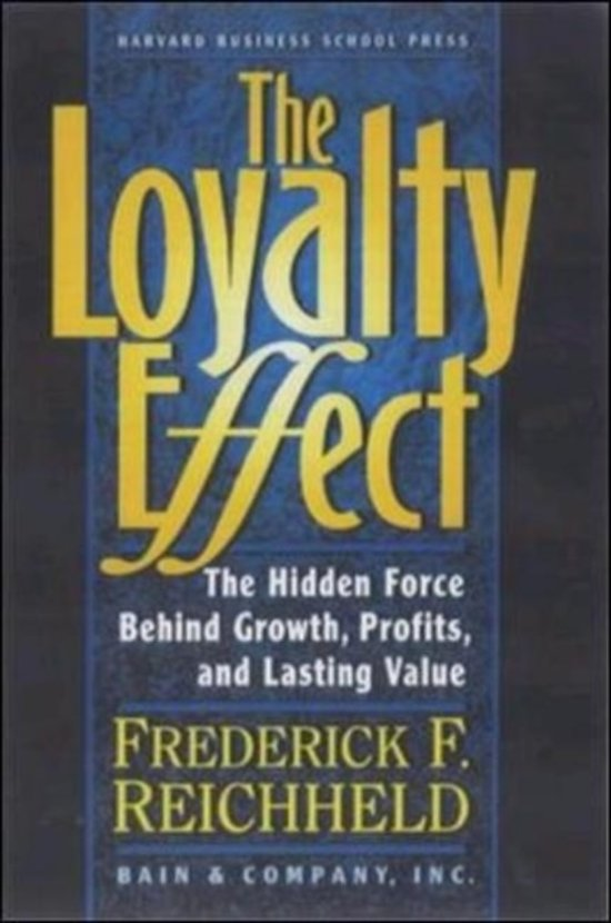 """the one number you need to grow by frederick f reichheld essay Reichheld, frederick f (2003), """"the one number you need to grow,"""" frederick f (2003), """"the one number you need to grow,"""" the loyalty cure."""