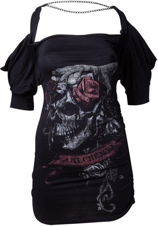 Alchemy - Death Tide Gas2 - Dames T-shirt - XL