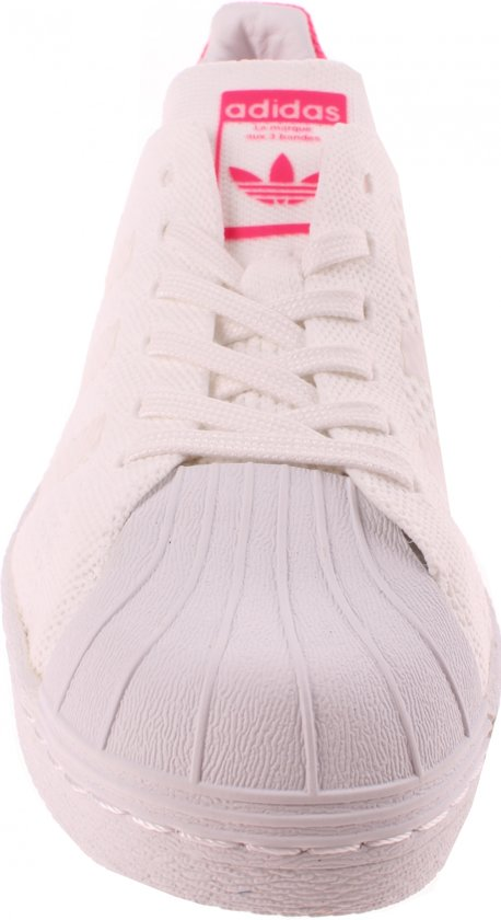 Superstar Sneakers Primeknit Adidas 80's Maat Dames 42 Wit 8g5nqSw