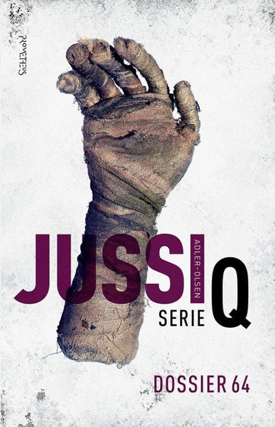 Boek cover Serie Q 4 - Dossier 64 van Jussi Adler-Olsen (Paperback)