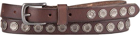 Amsterdam Cowboys Riemen Belt 209108 Bruin Maat:90