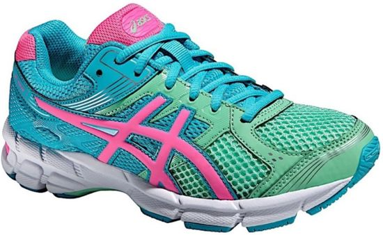 asics gel pulse 7 blauw