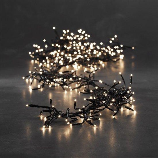 Bol Com Cluster Kerstverlichting Warm Wit 576 Led Lampjes