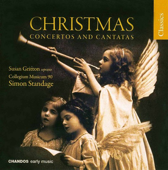 Concertos And Cantatas For Christmas