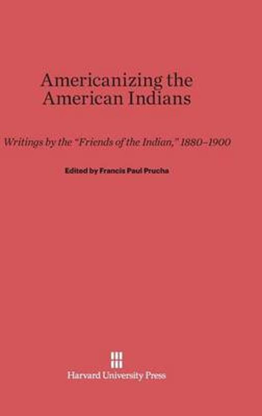 Americanizing the American Indians