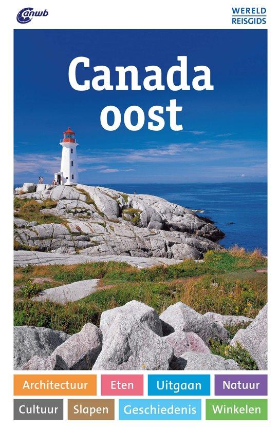 ANWB reisgids Canada Oost
